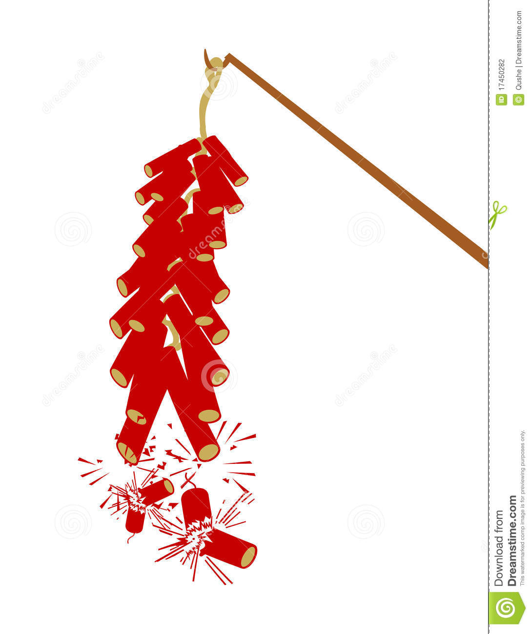 1090x1300 Firecracker New Year Border Merry Christmas And Happy New Year 2018