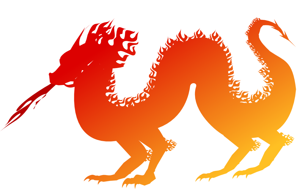 999x636 Dragon Clipart Chinese New Year Dragon