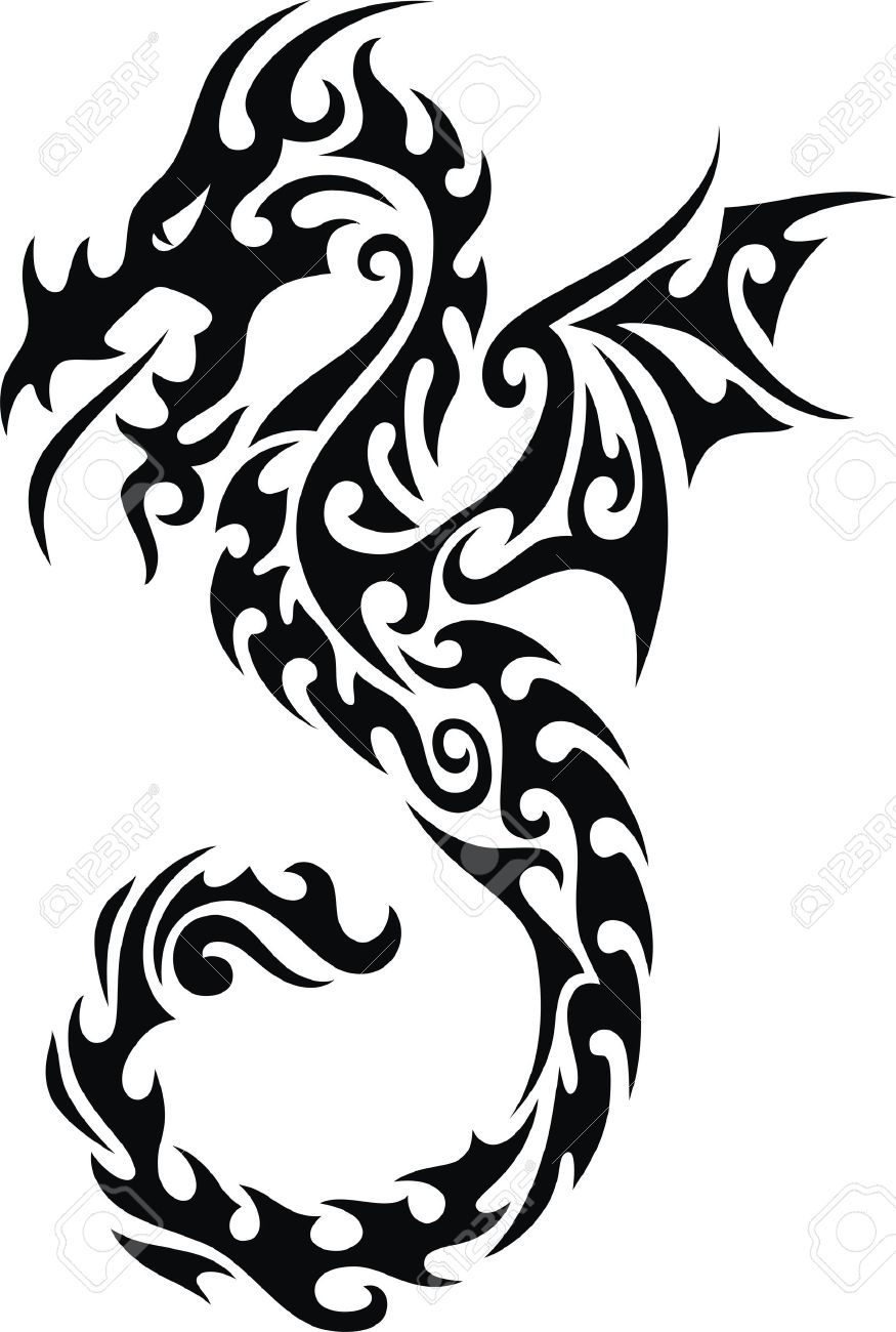 Chinese dragon drawing free download best chinese dragon drawing 875x1300 drawn chinese dragon wing biocorpaavc