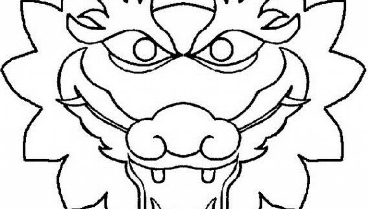 750x425 Chinese Dragon Boat Festival Coloring Pages