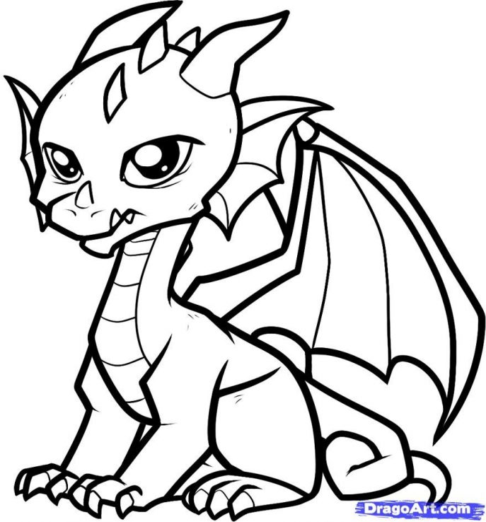 687x738 Coloring Pages Gorgeous Dragon Coloring Pages Chinese Page 0