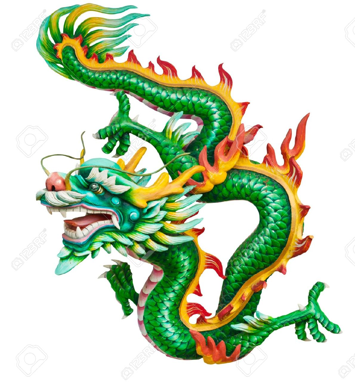 1190x1300 Chinese Dragon Clipart Chinese Good Luck