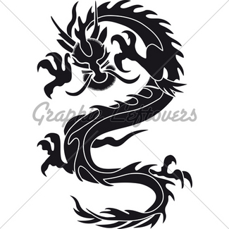 325x325 Chinese Dragon Gl Stock Images