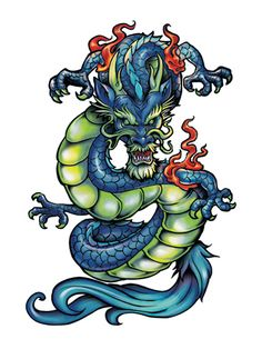 236x314 Chinese Dragon Royalty Free Stock Photo