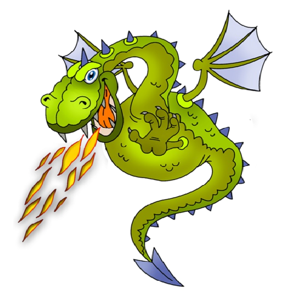 600x600 Chinese Dragon Clipart Clipart