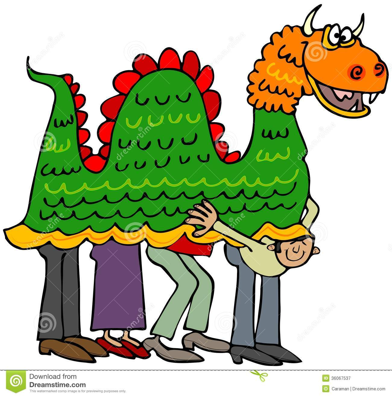 1300x1317 Costume Clipart Chinese Dragon