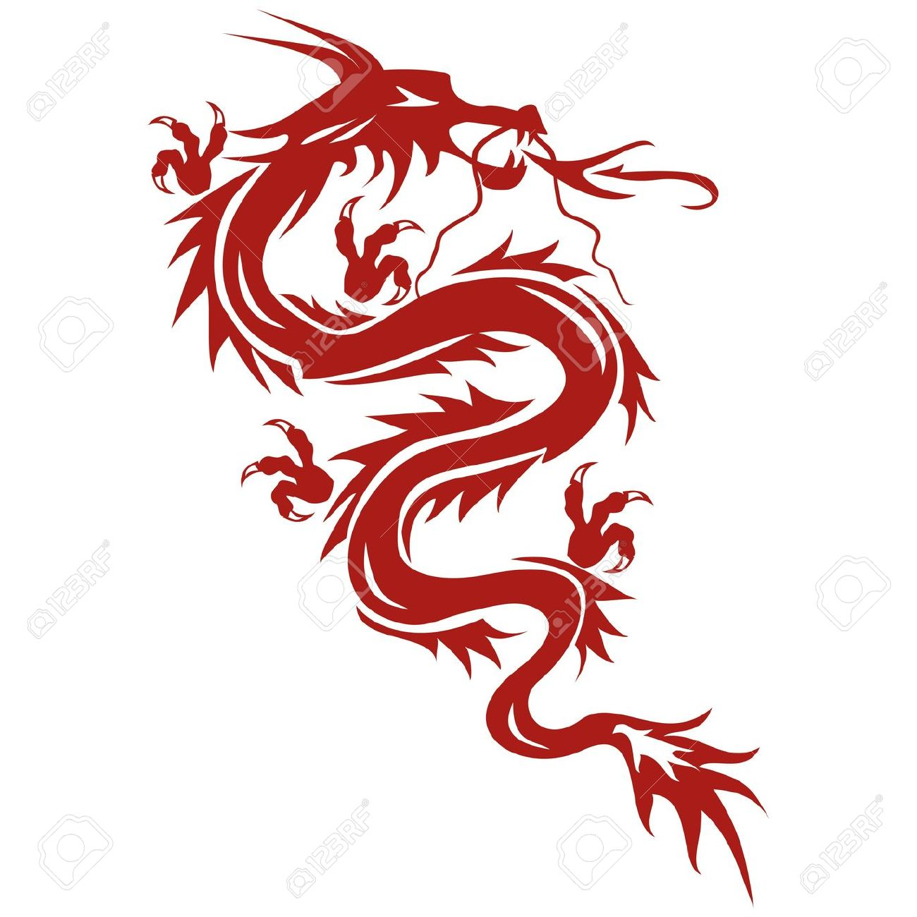 1300x1300 Dragon Fire Stock Vector Illustration And Royalty Free Dragon Fire