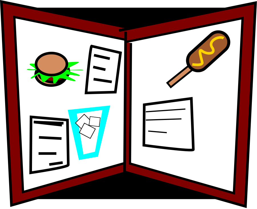 900x735 Chinese Food Clipart