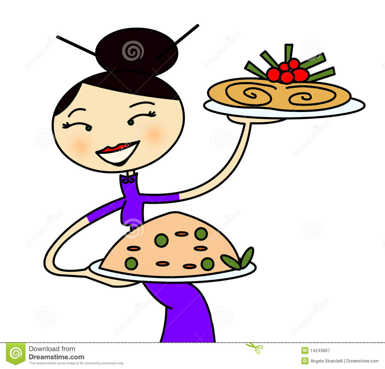 1300x1245 Chinese Food Clipart Chinese Cook