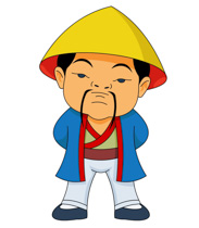 183x210 Chinese Food Clipart Chinese Person