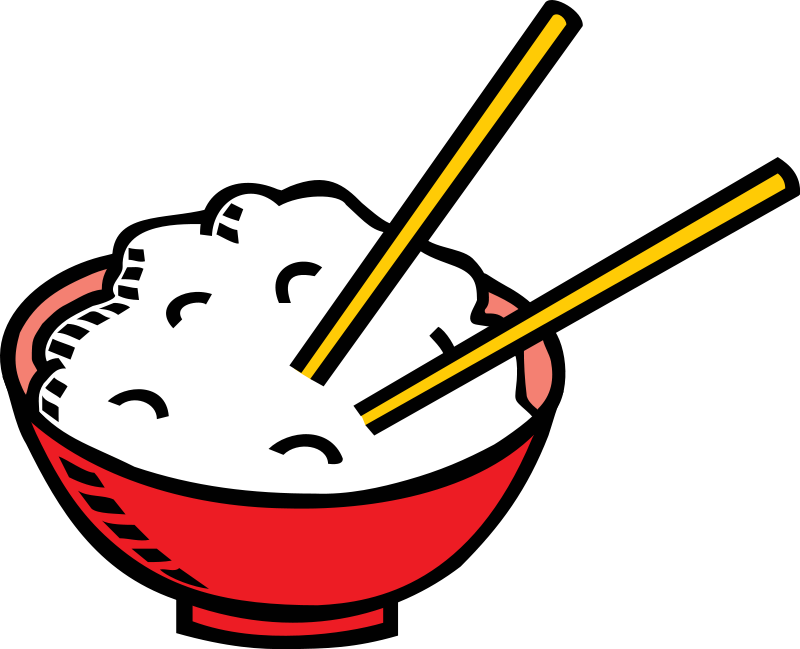 800x649 Chinese Food Clipart