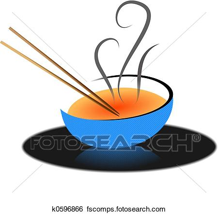 450x441 Stock Illustration Of Holding, Business, Chinese Restaurant, Cook
