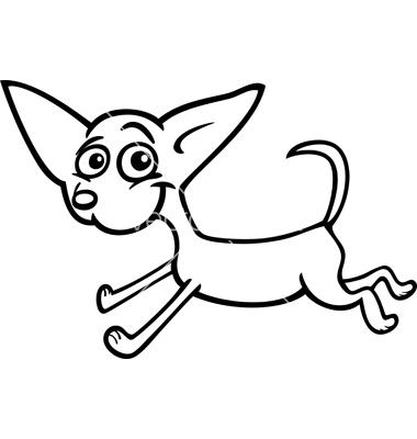 380x400 Chihuahua Clip Art Black And White Cliparts