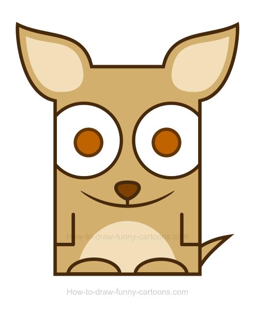 520x630 Chihuahua Clipart