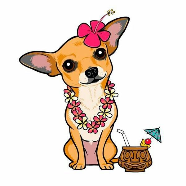 600x600 Chihuahua Clipart Sad