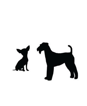 300x367 Chihuahua Clipart Small Dog