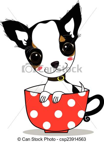 345x470 Chihuahua Clipart Smile