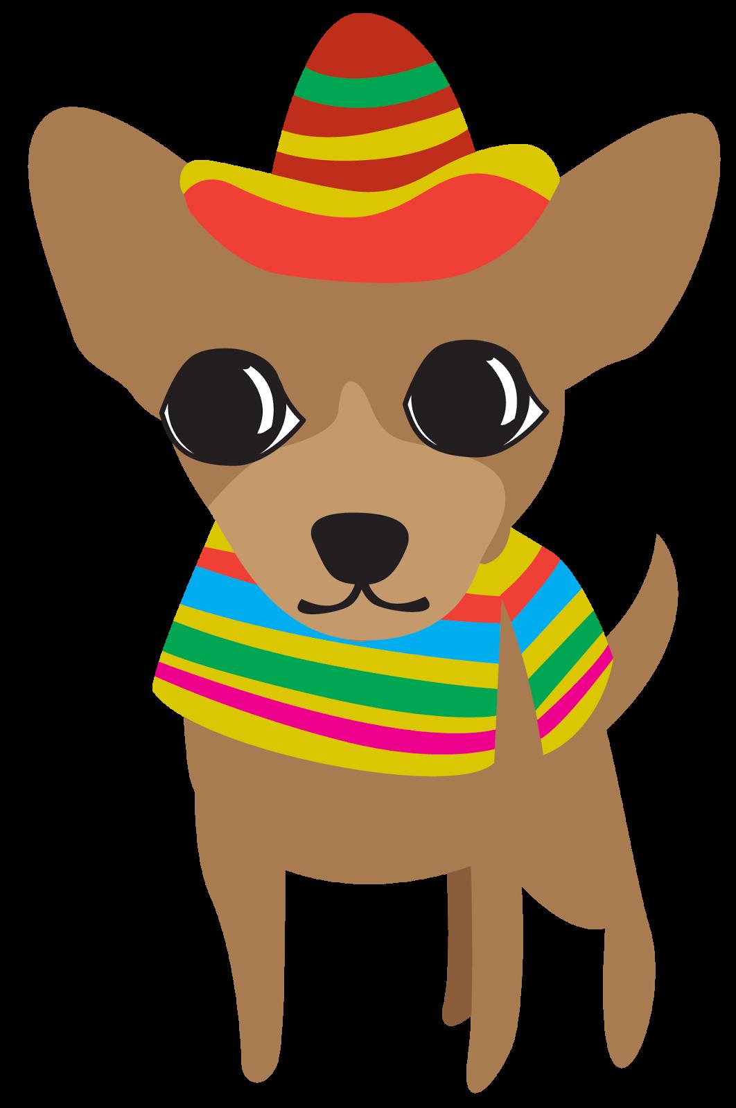 1062x1600 Chihuahua Clipart Sombrero