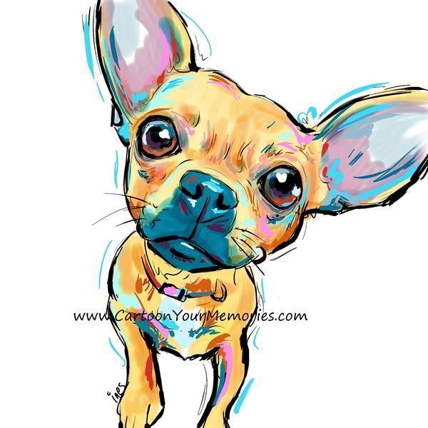600x600 Best Chihuahua Drawing Ideas Chihuahua Art