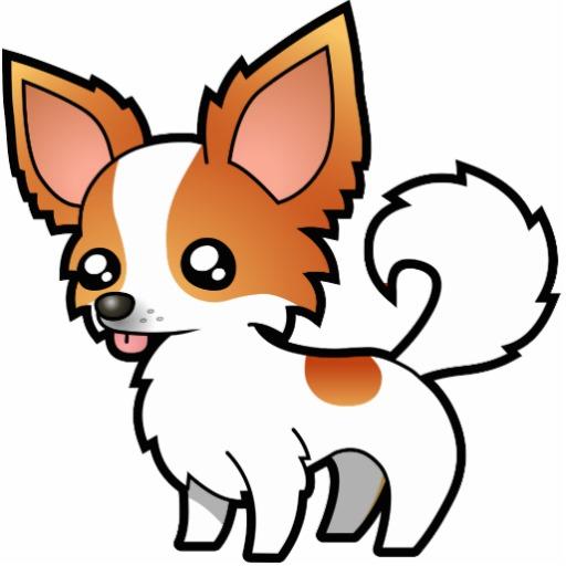 512x512 Cartoon Chihuahua Dog Breeds Picture Cartoon Chiwawa Dog