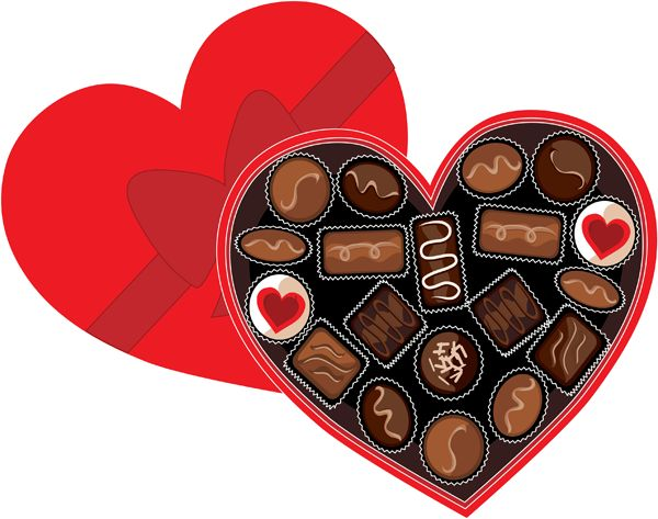 600x473 Yummy Clip Art Of A Chocolate Cake Valentines Chocolate