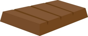 300x125 Free Chocolate Clipart Image 0071 0910 2205 0604 Acclaim Clipart