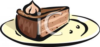 350x166 Chocolate Cake Clipart Chocolate Pie