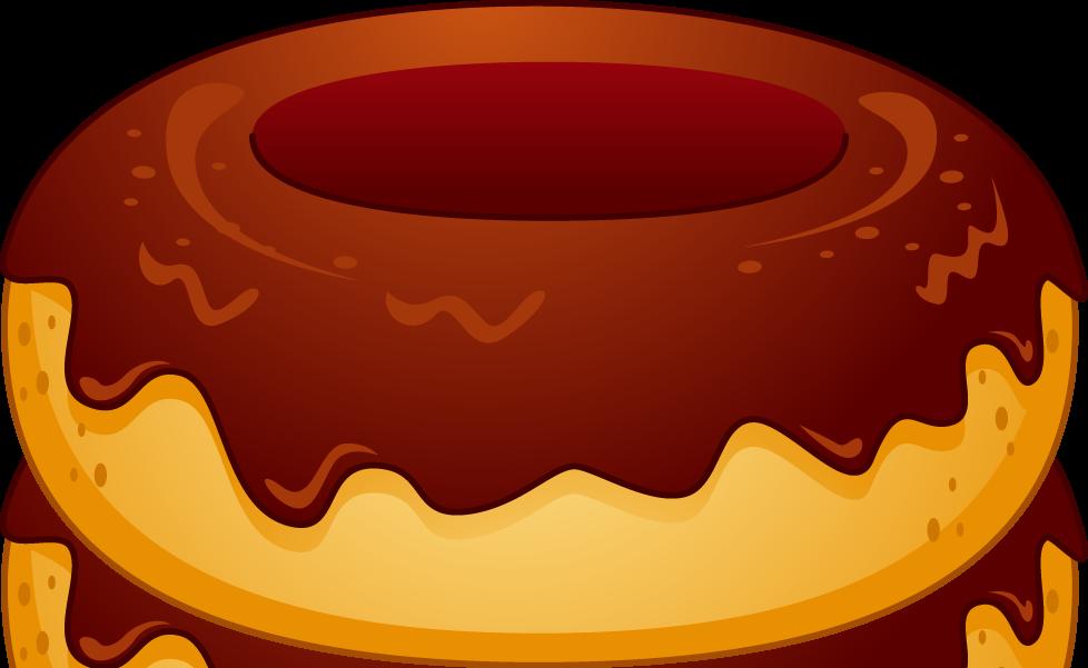 978x601 Donut Clip Art Big Chocolate