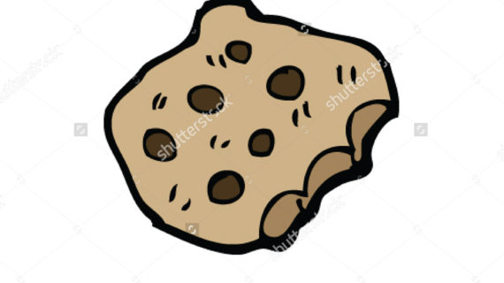 570x320 Chocolate Chip Cookie Drawing Chocolate Chip Cookie