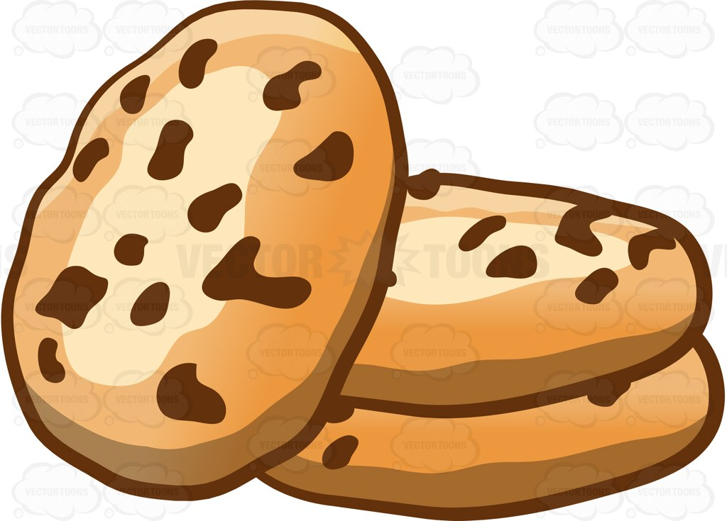 1024x735 Chocolate Chip Clipart