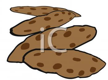 350x262 Chocolate Chip Clip Art