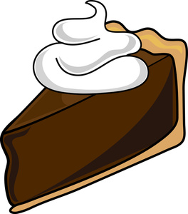 264x300 Free Cream Pie Clipart Image 0515 1101 1523 0107 Food Clipart