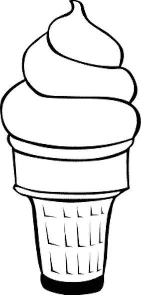283x590 Best Ice Cream Clipart Ideas Cream Printed Art