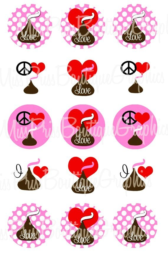 570x855 Hershey Kisses Clipart