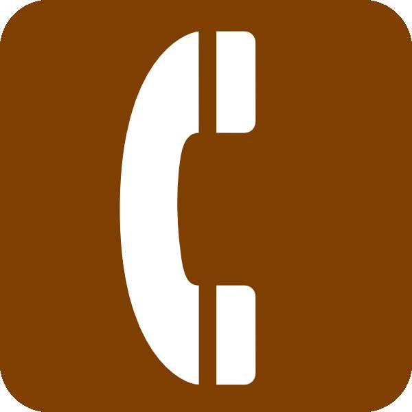 600x600 Chocolate Phone Logo Clip Art