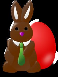 224x297 Easter Bunny Egg Clip Art