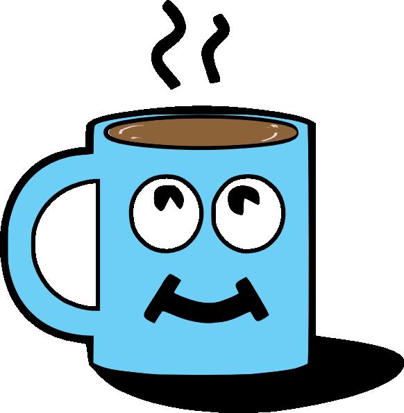 582x595 Hot Cocoa Mug Clip Art