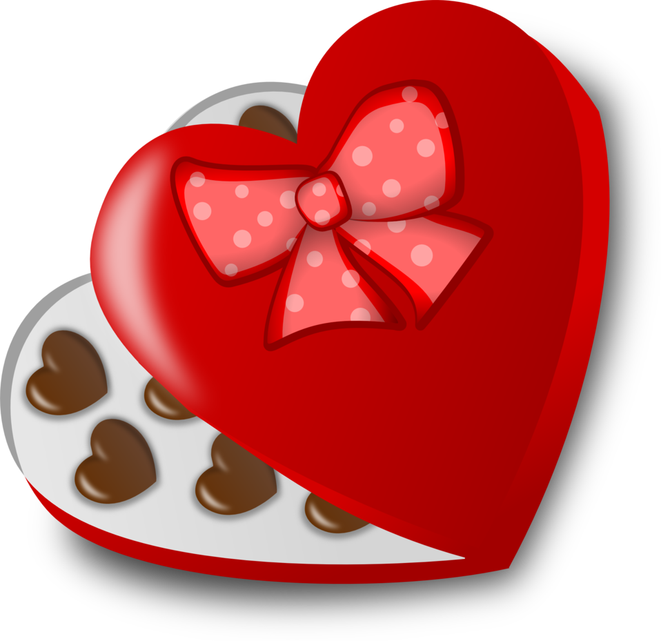 958x929 Public Domain Clip Art Image Box Of Chocolates Id