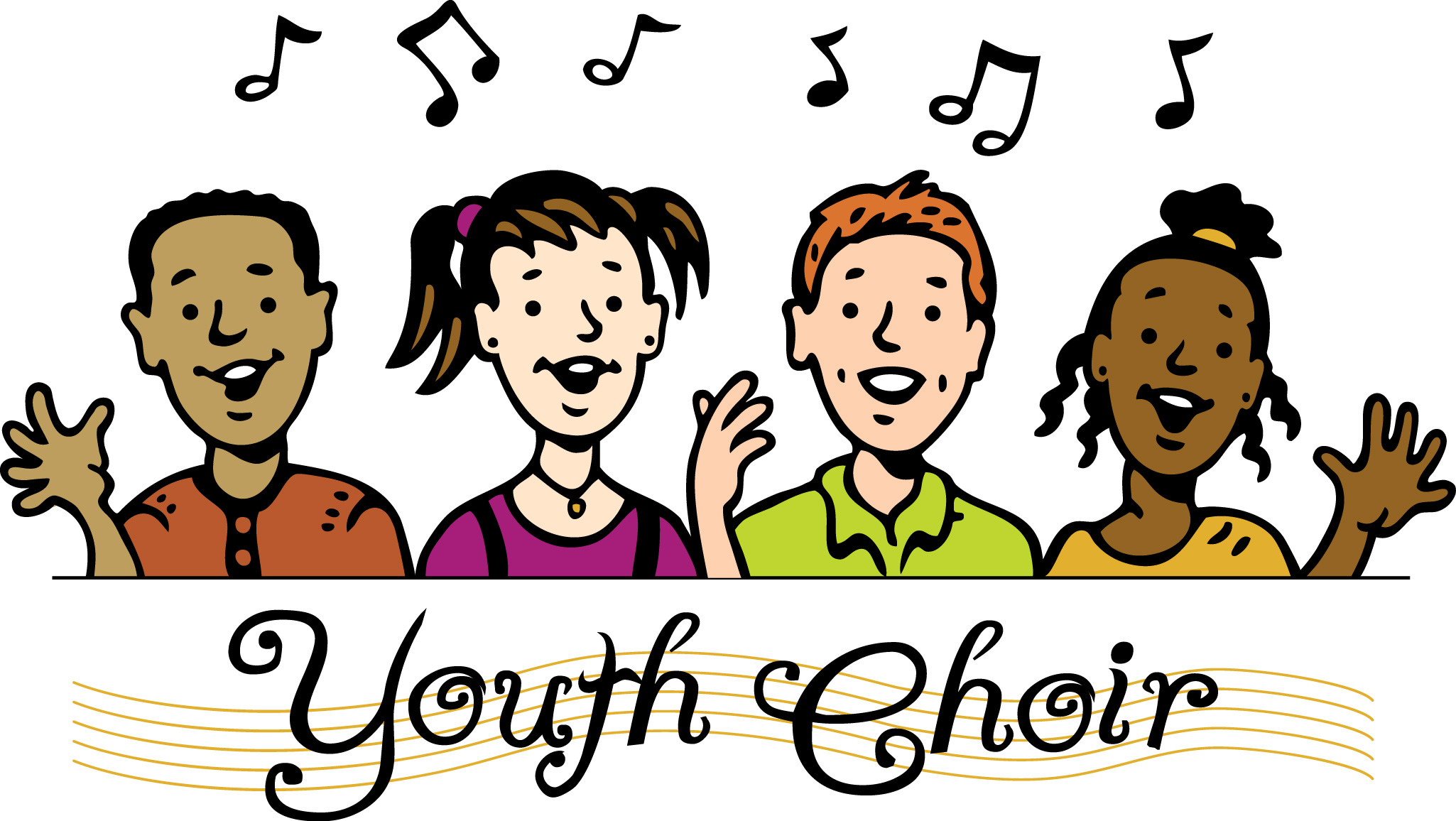 2050x1156 Free Choir Clipart Image Images