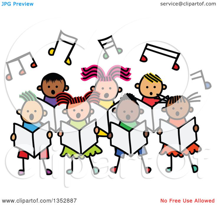 Choir Clipart Pictures