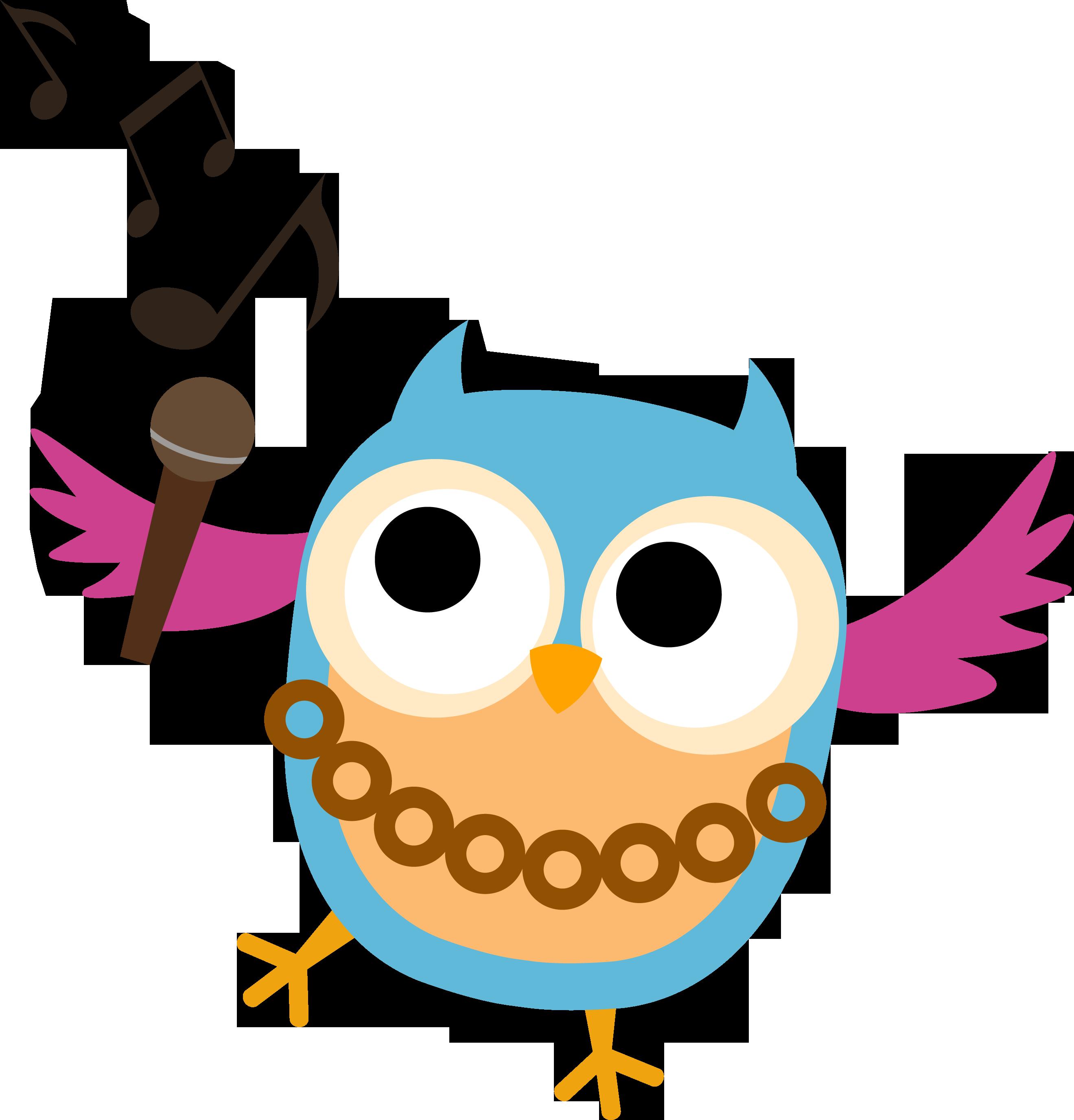 2639x2752 Singing Owl Clipart Amp Singing Owl Clip Art Images
