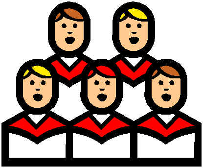 415x343 Choir Singers Clipart 2177232