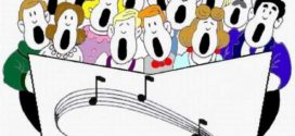 Choir Singing Clipart