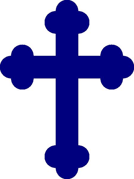 450x600 Christian Crosses Clipart