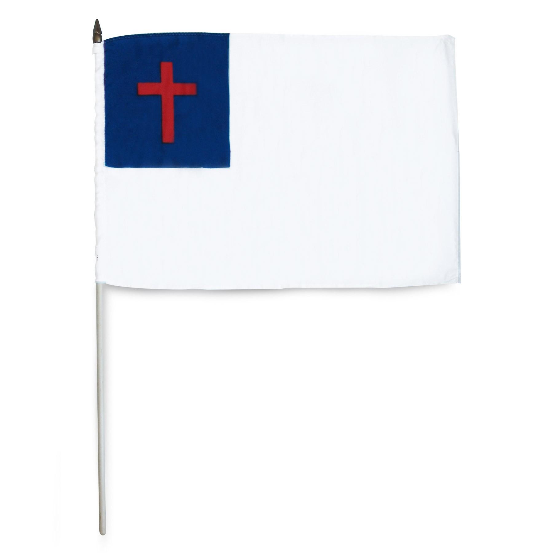 1800x1800 Christian Flag Clip Art