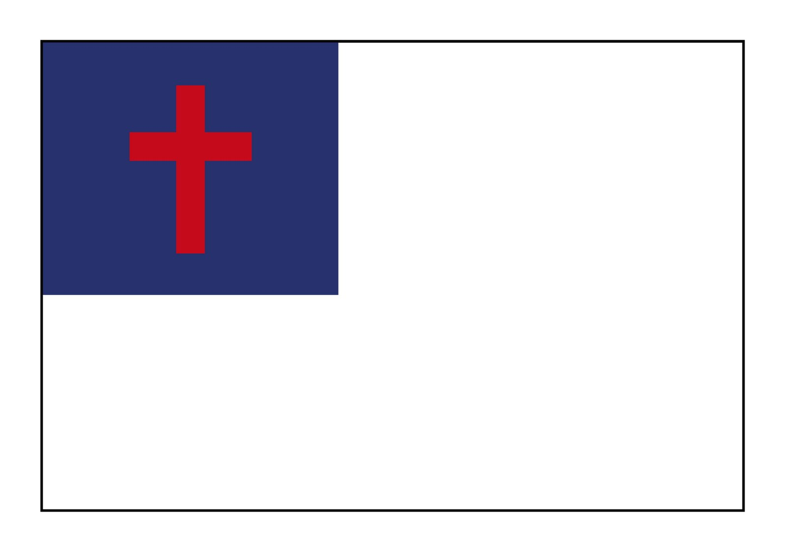 1600x1126 Christian Flag Clip Art Many Interesting Cliparts