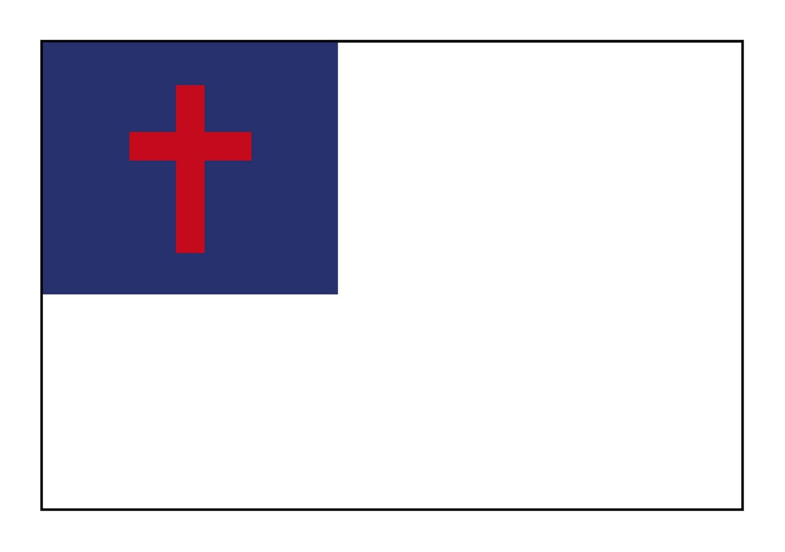 1600x1126 Christian Flag Clip Art Many Interesting Cliparts