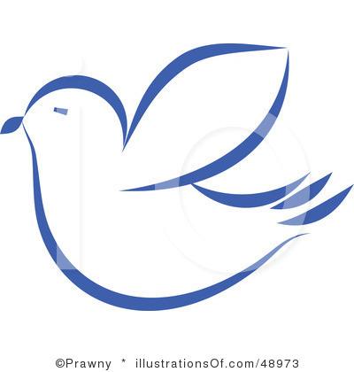 400x420 Turtle Dove Clipart Religious