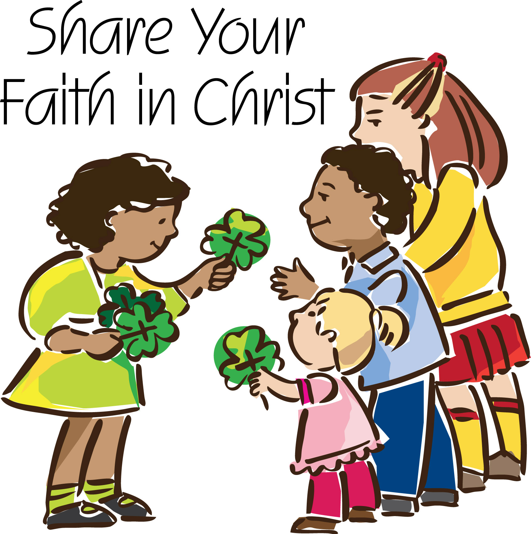 1693x1700 Kids Clipart Christian Sunday School Children 2 4