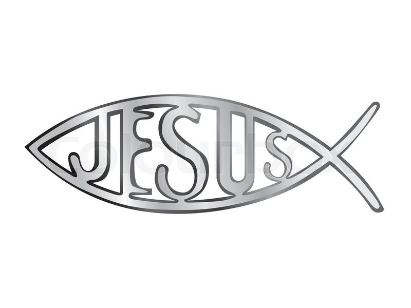 Christian Fish Symbol Clipart Free Download Best Christian Fish